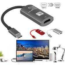 Adattatore USB-C da C a HDMI HDTV 4K * 2K UHD per Samsung Galaxy S9 S8 + Nota