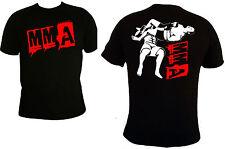 MMA t-shirt, Fight camisa, Thai boxeo, UFC, Muay Thai, artes marciales, k1, Cage, nuevo S-XXL Ko