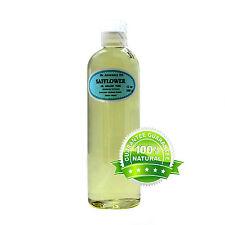 100% Pure Safflower Oil 2 oz up to gallon  Cold Pressed Organic