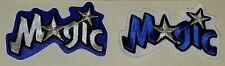 U PICK Orlando Magic patch iron sew blue white jersey uniform nba walt dIsney