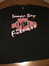 Tampa Bay Boxing Fitness T shirt 2Xl Florida Xxl Civilize the Mind bricks logo