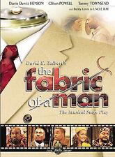 David E. Talberts The Fabric of a Man DVD