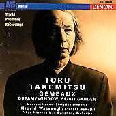 Takemitsu: Orchestral Works, Vol. 2 - Gemeaux / Dream Window / Spirit Garden; 19