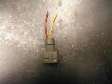 1990-1997 fuel injector pigtail plug honda accord civic prelude acura interga