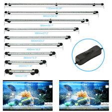 Aquarium Fish Tank LED SMD RGB White Blue Light Bar Lamp Lighting Submersible