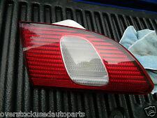 LEFT DRIVER SIDE LH TAIL LIGHT LAMP TRUNK LID MOUNTED SEDAN OC10B073