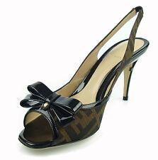FENDI Scarpe Donna women damenshuhe Decolté Sandalo Pumps  NUOVE 100% AUTHENTIC