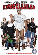 Knuckle head DVD Big Show Mark Feuerstein Knucklehead UK Release New Sealed R2