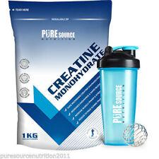 PSN 100% Pure Micronized Creatine Monohydrate Powder 250g / 500g / 750g / 1kg