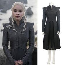 Game of Thrones Season 7 Cosplay Daenerys Targaryen Mother of Dragons Costumes