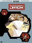 Samurai Jack: Season 2 (DVD, 2005, 2-Disc Set) (S)