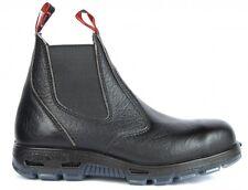 Redback Bobcat Black Rambler Steel Toe Work Boot USBBL