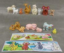 Überraschungsei personaggi animali famiglie UE selezione fattoria animali esotici ueei