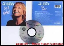 """ISABELLE AUBRET """"C'est Le Bonheur"""" (CD) 1993"""