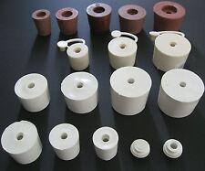 Gummistopfen Gummikorken Gäraufsatz Gärspund Gärverschluss Stopfen verschiedene