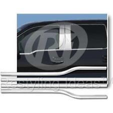 FORD F150 CREW CAB CHROME WINDOW SILLS 2004-2008