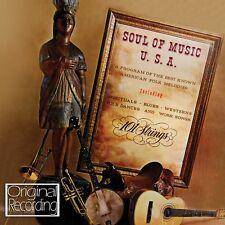 101 Strings - Soul Of Music, USA CD