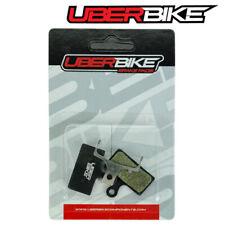 Uberbike Shimano Deore XT BR-M8020 4 Piston Disc Brake Pads 4 Pairs