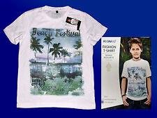Childrens Shirt T Shirt Boys Shirt Boy Shirt with Motif Size 116-152 New