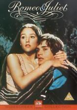 Romeo And Juliet DVD Franco Zeffirelli David Swift Original UK Release New R2