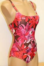 NWT Leilani Bikini One 1 pc swimsuit  Tank Paya Multi