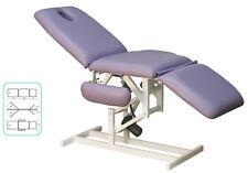 table Thérapeutique electrique Couchette patientenstuhl massage