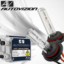 H4 9004 Bi-Xenon Hi/Lo 55W HID Headlight Conversion Kit Bulb Ballast Replacement