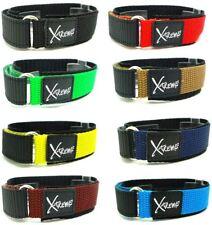 X-treme 20mm Secure Hook & Loop Reloj Banda Correa GENTS MEN'S RING final 8 Colores