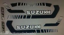 SUZUKI GT125 GT125C RESTORATION DECAL SET 1978