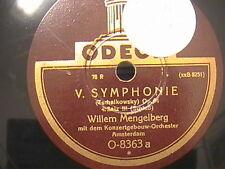 5/4 Willem Mengelberg - V. Symphonie - Valse Serenade