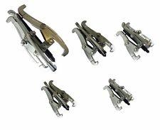3 Cojinete de la mandíbula Reversible Extractor Engranaje Piñón Polea Extractor Herramienta Metal Auto