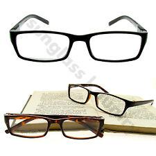 READING GLASSES Men's Classic SPRING HINGE READER Quality 1.25~3.00 -Senator-