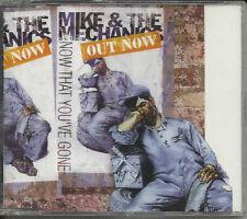 Genesis MIKE & THE MECHANICS Now CD Single Paul Carrack