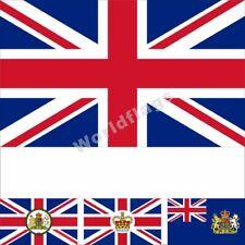 4 UK British Diplomatic Flag 3X5 3X6FT Ambassador Consular Embassies Consulates