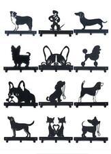 Dog Lead/Leash,Key,Coat,Towel, Door Hanger,Holder,Rack, Hook- 27 DESIGNS METAL