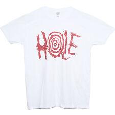 Agujero Camiseta Punk L7 Bikini Kill ranuras Grunge Riot Grrrl Gráfico Camiseta de banda de música