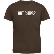 Cinco de Mayo - Got Chips? Brown Adult T-Shirt