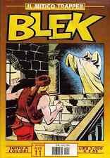 BLEK-IL MITICO TRAPPER-ED.EUROPA-NUMERO 11