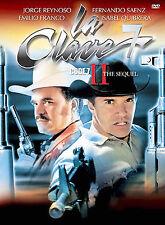 LA CLAVE 7 II (2001) PARTE 2 JORGE REYNOSO NEW DVD