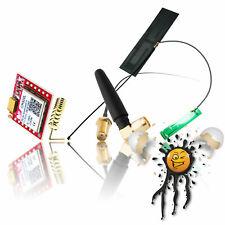 SIM800L GPRS GSM 2G Quad Band Modul Set inkl Antenne bis zu 8dbi Arduino ESP8266