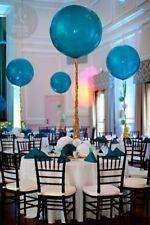 "18"" Giant Plain Balloons Assorted Colours Birthday Wedding Decorations Ballon"