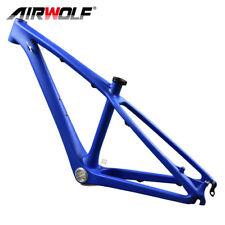 "mtb carbon frame 26er bike frame 14"" mountain bicycle frameset quick release"