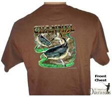 Catfish Channel Cats Fishing Fisherman Fish Sport T-Shirt