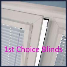 PERFECT FIT ALUMINIUM METAL VENETIAN WINDOW BLINDS