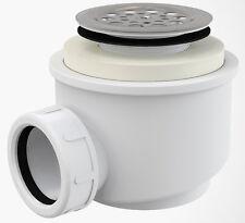 Dusche Ablaufgarnitur DN50 60 Ablaufbogen Geruchsverschluss Siphon Rostfrei Sifo