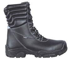 Cofra Bratislav  Safety Boots Composite Toe Caps & Midsole Side Zip Wide Pre