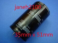 4 NEW NIPPON 100V 10000UF 105ºc Electrolytic Capacitor 35mmX51mm (B94)  LI