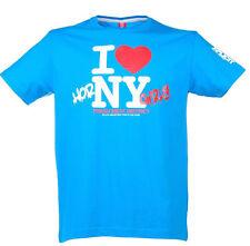 XPLICIT camiseta hombre I LOVE HORNEY NIÑA Eslogan Azul Talla L