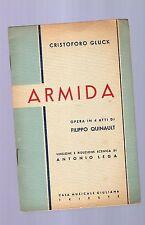 armida - cristoforo gluck -