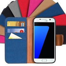Custodia per cellulare per Samsung Galaxy GUSCIO Custodia Protettiva Book Flip Case Cover di protezione